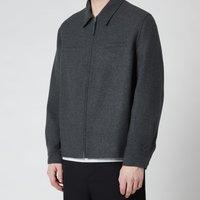 KENZO Men's Tailored Blouson Jacket - Dark Grey - S