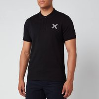KENZO Men's Sport Polo Shirt - Black - XS
