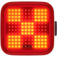 Knog Blinder Rear Light - Grid - Black