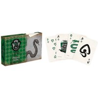 Harry Potter House Playing Cards - Slytherin