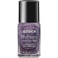 Jessica Phenom Vivid Nail Colour 14ml - Purple Urchin