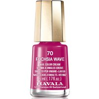 Mavala Fuchsia Wave Nail Polish 5ml
