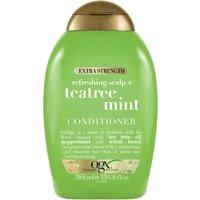 OGX Refreshing Scalp+ Teatree Mint Extra Strength Conditioner 386ml