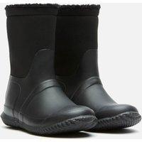 Hunter Toddlers' Sherpa Boots - Black - UK 4 Toddler