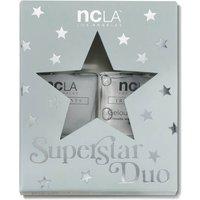 NCLA Beauty Superstar Top and Base Nail Polish Duo 2 x 13.3ml