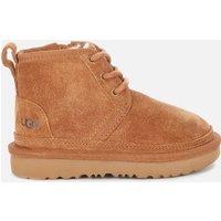 UGG Toddlers' Neumel Suede Boots - Chestnut - UK 7 Toddler