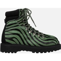 Diemme Women's Monfumo Haircalf Hiking Style Boots - Zebra - UK 3/EU 35