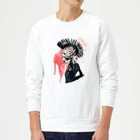 Ikiiki Punk Sweatshirt - White - M - White