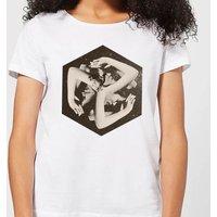 Ikiiki Box Women's T-Shirt - White - XXL - White