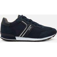 BOSS Business Men's Parkour Running Style Trainers - Dark Blue - UK 10
