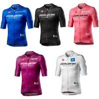 Castelli Giro D'Italia 103 Race Jersey - XL - Pink