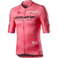 Castelli Giro D'Italia 103 Race Jersey - L - Pink