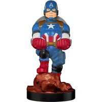 Marvel Gameverse Collectable Captain America 8 Inch Cable Guy Controller and Smartphone Stand
