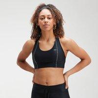 MP Women's Velocity Sports Bra- Black - M