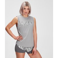 MP Women's drirelease(r) Drop Armhole Tank- Storm - L