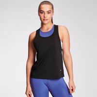 Image of Myprotein MP Women's Engage Racer Back Vest - Black - XS