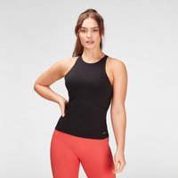 MP Women's Power Ultra Fitted Vest- Black - XS
