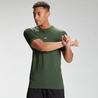 MP Men's Graphic Training Short Sleeve T-Shirt - Dark Green - XXL