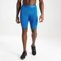 MP Men's Essentials Training Baselayer Short - True Blue - XL