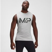 MP Men's Adapt drirelease(r) Camo Print Tank - Storm Grey Marl - XXS