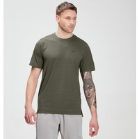 MP Mens Raw Training drirelease® Short Sleeve T-shirt – Dark Olive - M