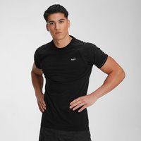 MP Mens Velocity Short Sleeve T-Shirt- Black - S