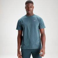 MP Men's Essentials Short Sleeve T-Shirt - Deep Sea Blue - XXS