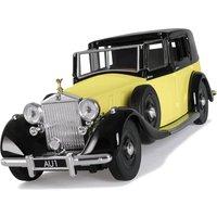 James Bond Rolls Royce Sedance de Ville Goldfinger Model Set - Scale 1:36