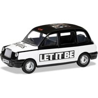 The Beatles London Taxi Let it Be Model Set - Scale 1:36