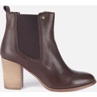 Barbour Women's Valentina Heeled Chelsea Boots - Mocha - UK 3