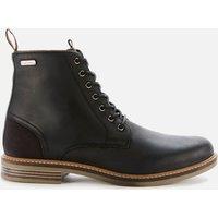 Barbour Men's Seaham Derby Boots - Black - UK 9