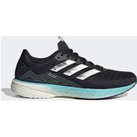 adidas SL20 PrimeBlue Running Shoes - Core Black/Chalk White/Blue Spirit - US 12/UK 11.5