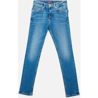 Tommy Hilfiger Girls' Nora Skinny Jeans - Blue - 10 Years