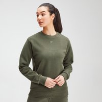 MP Women's Essentials Sweatshirt - Dark Olive - S