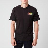 Napapijri X Martine Rose Men's S-Carbis T-Shirt - Black - S