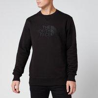 The North Face Men's Drew Peak Crew Sweatshirt - TNF Black - XL