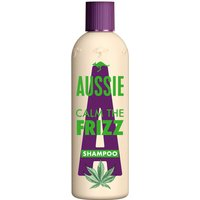 Aussie Calm The Frizz Shampoo with Hemp Seed Extract 300ml