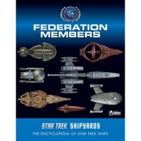 Penguin Star Trek Shipyards: Federation Members Hardcover