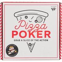 Pizza Poker Game