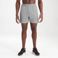 MP Men's Essentials Best Training Shorts - Storm Grey - L