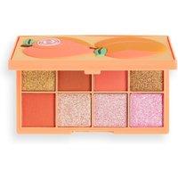 Paleta de sombras de ojos Revolution I Heart Revolution Mini Tasty - Peach