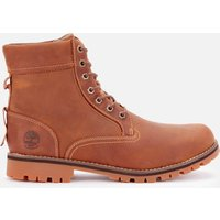 Timberland Men's Rugged Waterproof Leather II 6 Inch Boots - Rust - UK 7
