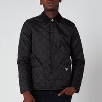 Barbour Beacon Mens Starling Quilt Jacket - Black - S