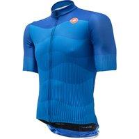 Castelli Foresta Squadra Jersey - XL - Blue