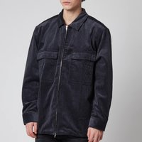 Edwin Men's Corduroy Radar Shirt - Ebony - S