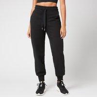adidas by Stella McCartney Women's Sweatpants - Black Melange - S