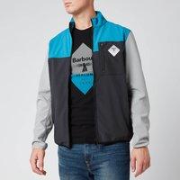 Barbour Beacon Mens Bernard Fleece Jacket - Multi - S