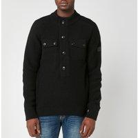 Barbour International Men's Calibrate Half Zip Sweatshirt - Black - S