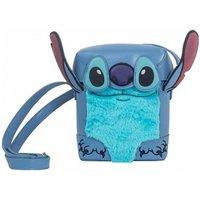 Danielle Nicole Disney Lilo and Stitch Stitch Face Box Cross Body Bag