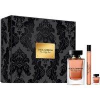 Dolce&Gabbana The Only One Eau de Parfum 100ml and Travel Spray 10ml Set